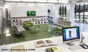 LACMA Names Grants for Art + Technology
