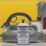 Harold Reddicliffe Recent Paintings At Hirschl & Adler Modern