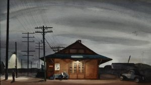 Hilbert Museum of California Art Launches With Collection of California Scene Paintings