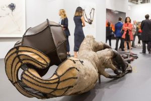 Art Basel Draws 95,000 Visitors, Makes Market-Defying Sales