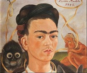 Frida Kahlo at the Dali to Showcase 60 Works, Extend Outdoors to Avant-Garden