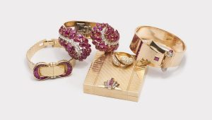 Two Important Estates Headline the Jewelry in Grogans October Auction