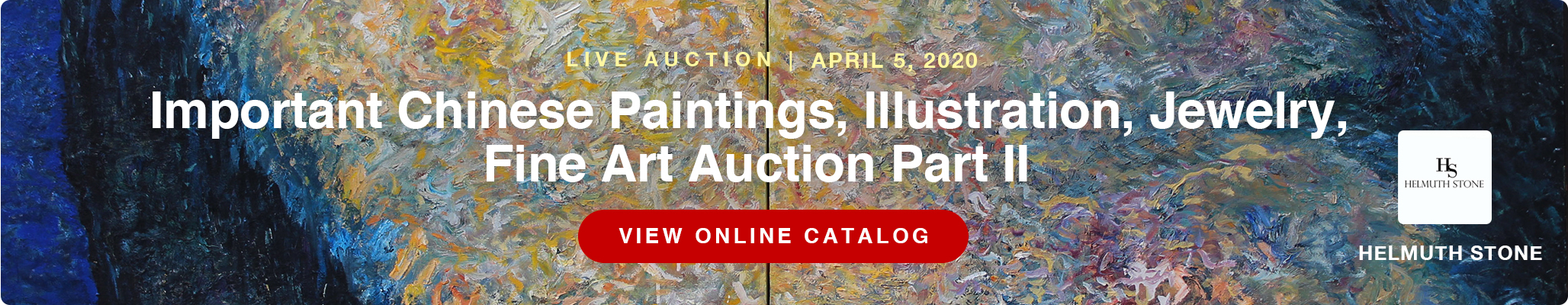 Important Chinese Paintings, Illustration, Jewelry, Fine Art Auction Part II